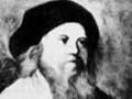 Traditional portrait of the Baal Shem Tov